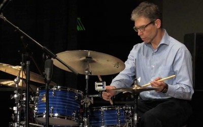 Free Drumset Clinic hosted by John Riley