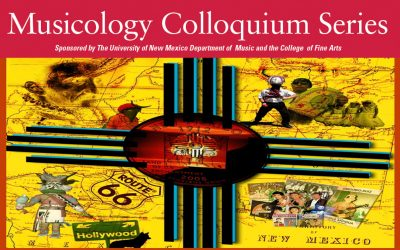 Musicology Colloquium Series presents Dr. Peter J. García