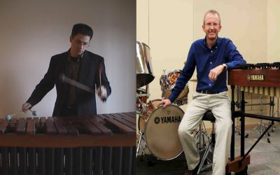 Percussion Guest Artist Series presents Dr. Kenneth Broadway and Christopher Wilson