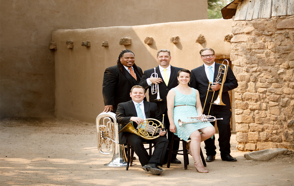 The Enchantment Brass releases first album!