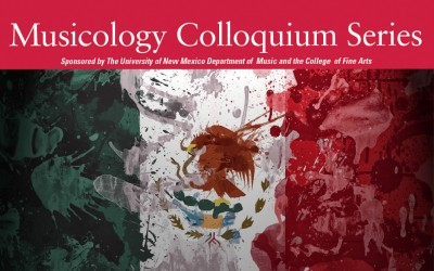 Musicology Colloquium Series: Musicology and the Exhausted Nation