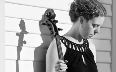 Cellist Hannah Addario-Berry visits UNM Music Department for Master class and Workshop
