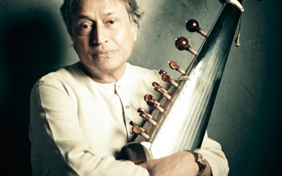 Amjad Ali Khan, Sarod Virtuso and Composer Joins the UNM Faculty