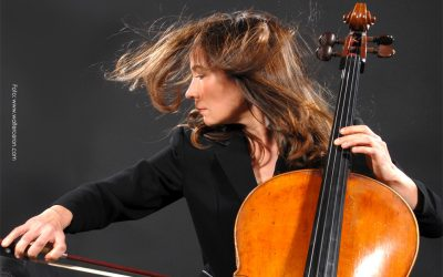 Music from the Americas presents Iracema de Andrade, cello