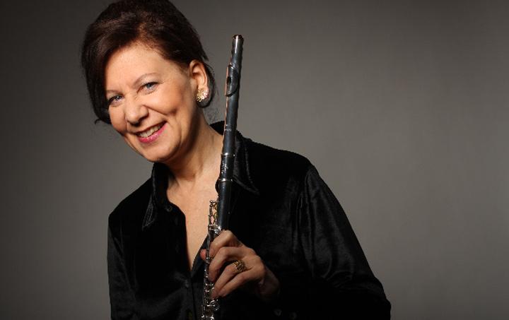 Guest Artist: Flutist Camilla Hoitenga